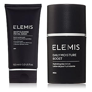 Facial Wash & Daily Moisturiser Bundle for Men