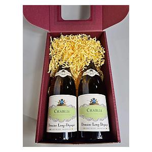 Fine French White Wine Duo