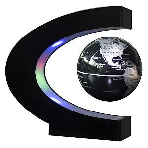 Floating LED Globe