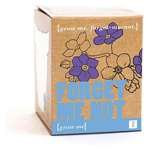 Forget Me Not Grow Pack