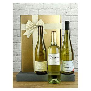 French White Wine Trio