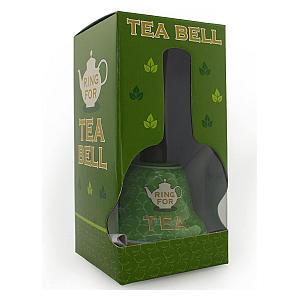 Funny Ring For Tea Bell