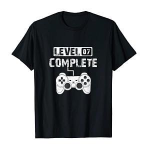 Gamer Level 7 T-Shirt