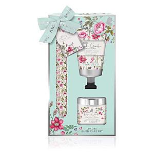 Garden Rose, Poppy & Vanilla Ultimate Manicure Set
