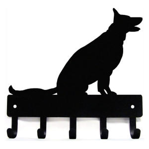 German Shepherd Rack