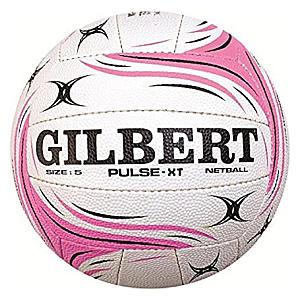 Gilbert Pulse Size 5 Training Netball