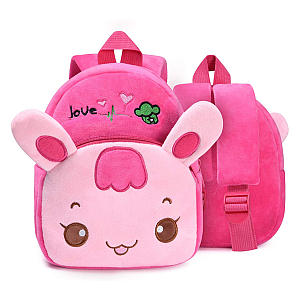 Girl Toddler Rabbit Backpack