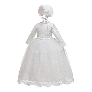 Girls' Christening Dress