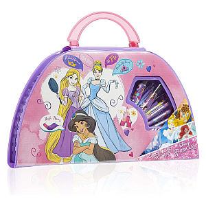 Girl's Princess Full Art Carry Case Set