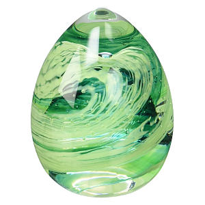 Glass Piece Crystal Paperweight
