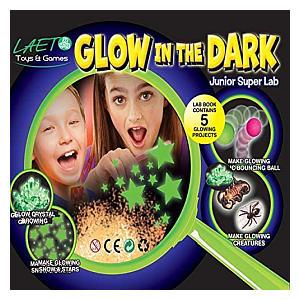 Glow in the Dark Crystal Kit
