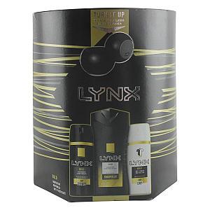 Gold Mini Speaker Gift Set