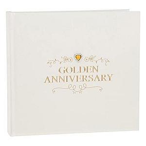 Golden Anniversary Photo Album