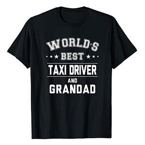 Grandad Taxi Driver T-Shirt