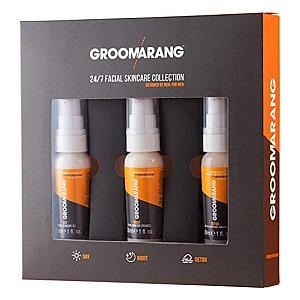 Groomarang Men's Moisturiser Set