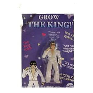 Grow Your Own Elvis Toy