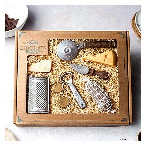 Handmade Chocolate Foodie Hamper