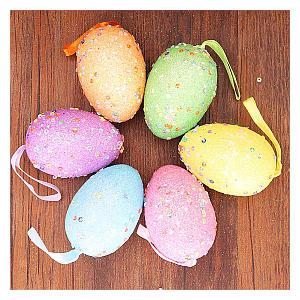 Hanging Easter Egg Decorations