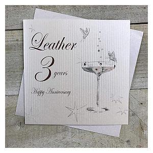 Happy Third Year Anniversary Cards