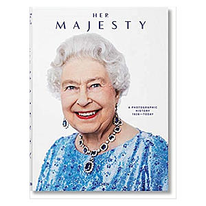 Her Majesty - a Photographic History