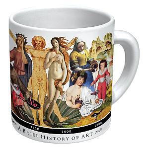 History of Art Coffee Mug