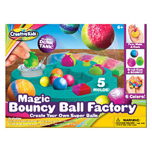 Home Made Bouncy Balls Kit