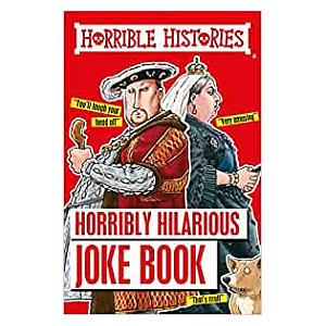 Horrible History Joke Book