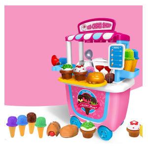 Ice Cream Cart Pretend Play