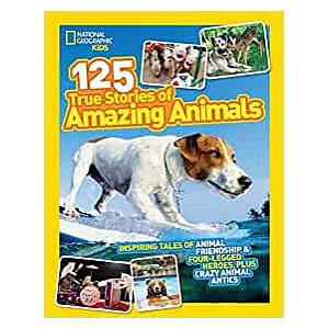 Kids Book About Amazing True Animal Stories