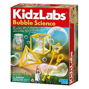 Kids Bubble Science Kit
