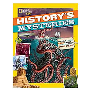 Kids National Geographic - History's Mysteries