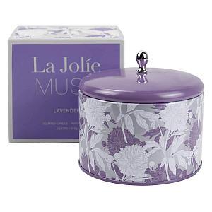 La Jolíe Muse Lavender Scented Candle