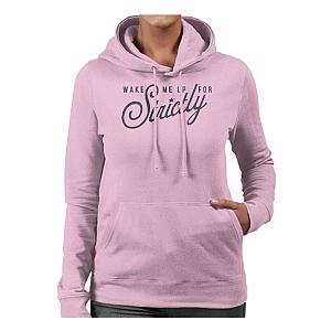 Ladies Strictly Hoodie