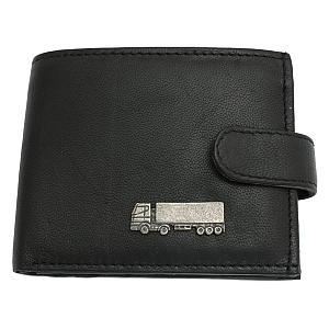 Leather Lorry Wallet