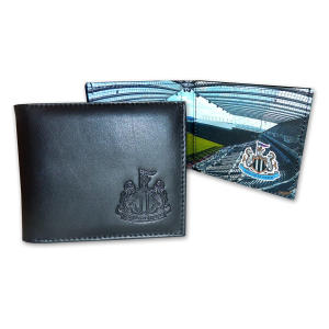 Leather Newcastle United Wallet