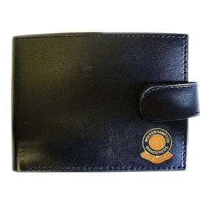 Leather Wolves FC Wallet