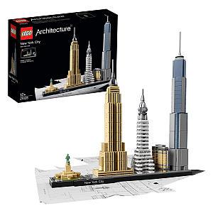 Lego New York Skyline Model Building Kit