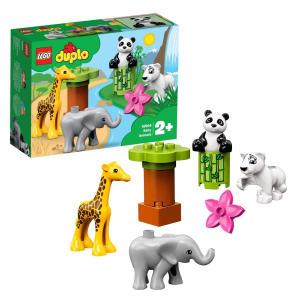 Lego Town Baby Animals