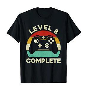 Level 8 Gamer T-Shirt