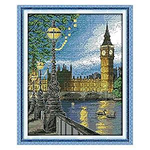London Tower Big Ben Image Kit