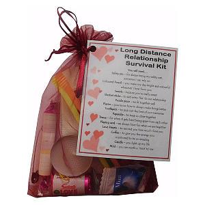 Long Distance Relationship Survival Kit