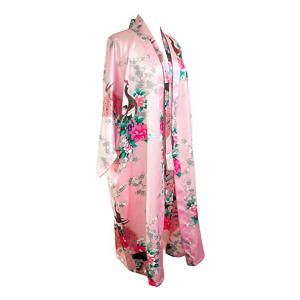 Long Kimono Robe