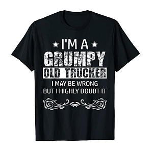 Lorry Driver T-Shirt