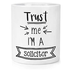 Make Up Brush Pot for Solicitor