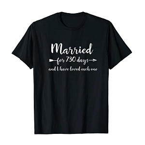 Married 730 Days T-Shirt