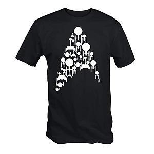 Mens Star Trek T-Shirt