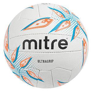Mitre Ultra Grip Match Netball