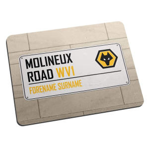 Molineux Road Street Sign