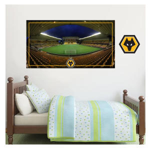 Molineux Stadium Wall Decal