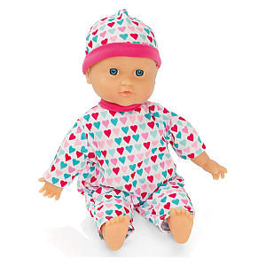 Molly Dolly Lil' Cuddles Baby Girl Doll